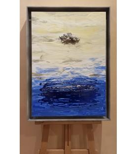 Mar abstracto