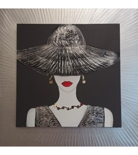 Mujer glamurosa