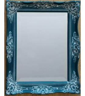 Espejo con marco de estilo