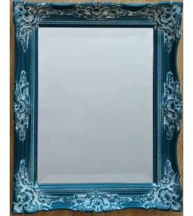 Bluish mirror